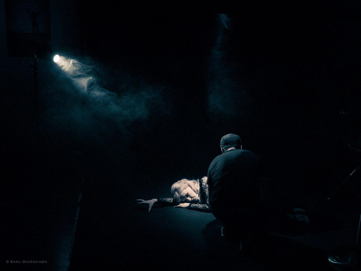 Musiikkivideo Salla Flinkmanille